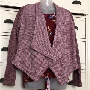 Sweaters - *Size medium open cardigan